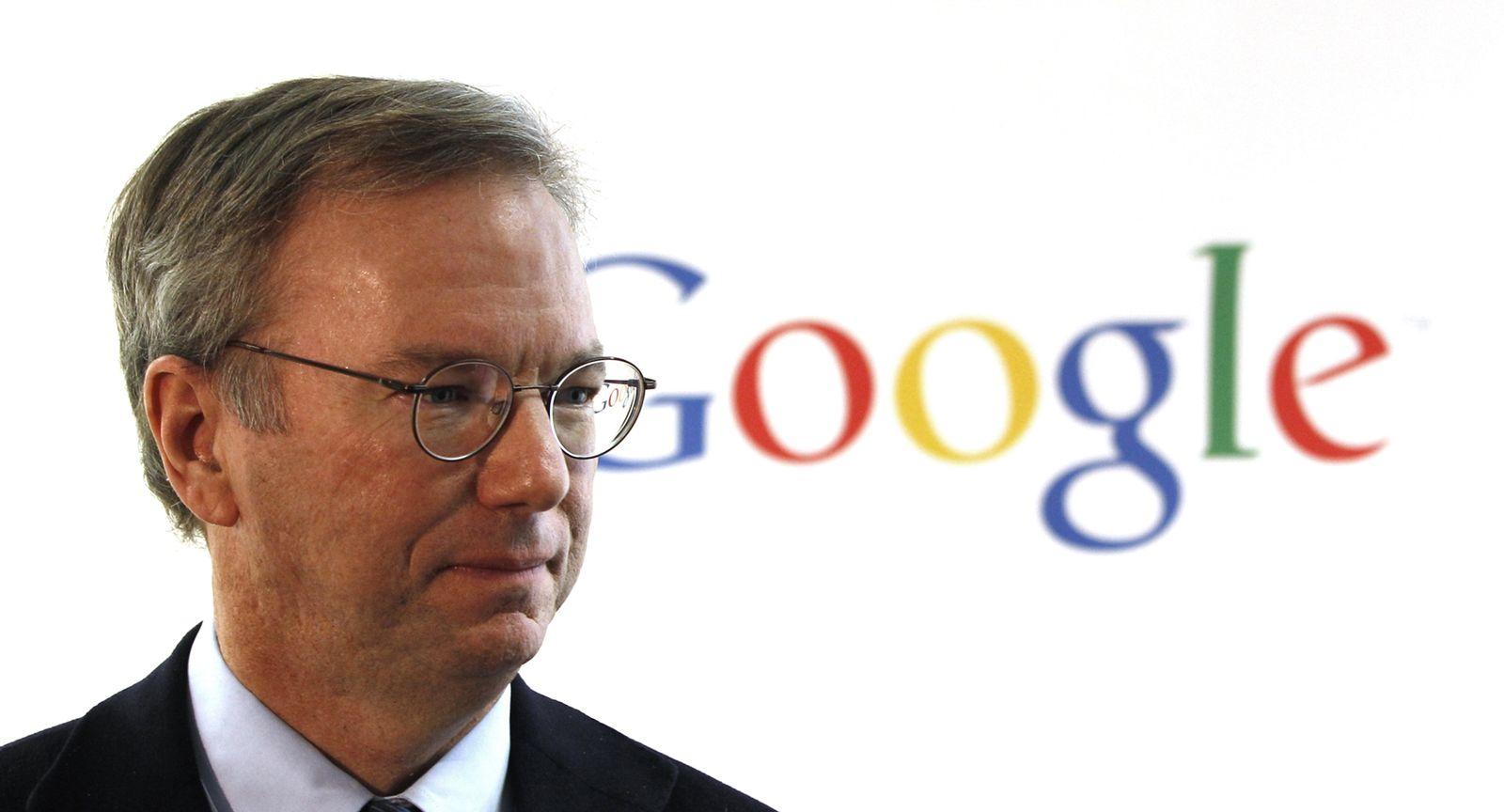 Google / Eric Schmidt