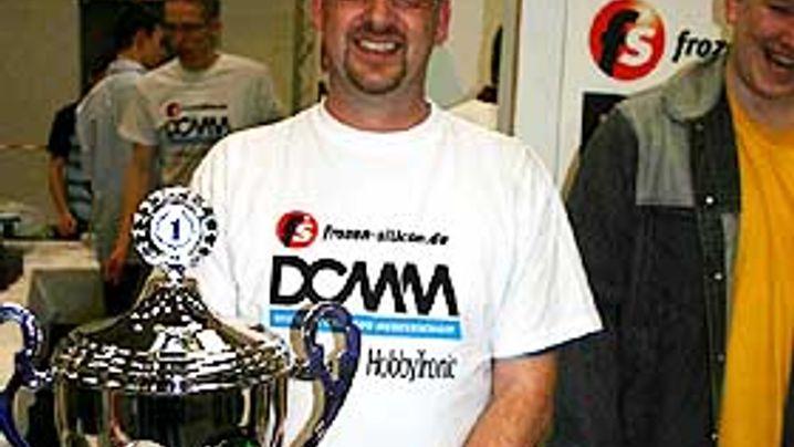 Rückblick Casemod-Meisterschaft 2005: Holz ist in