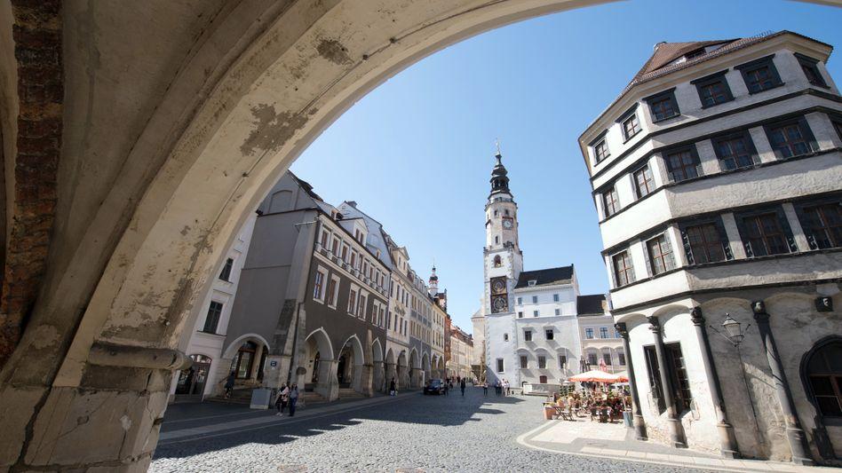 Görlitz in Sachsen