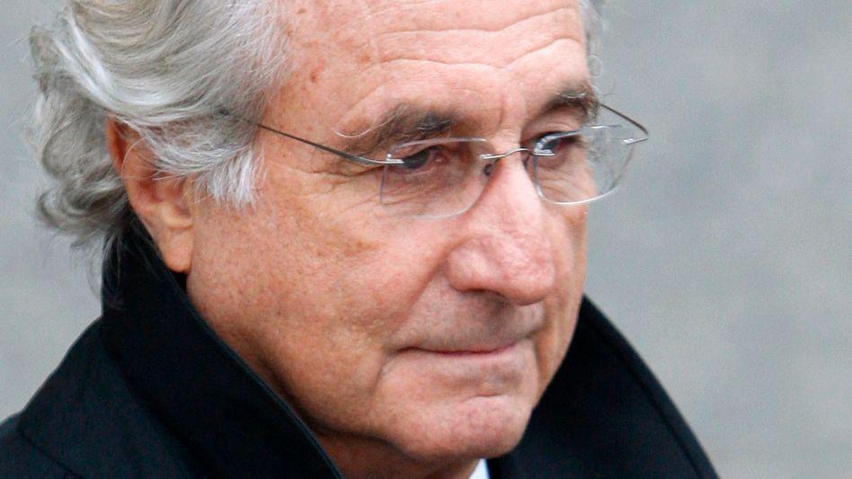 Milliarden-Betrüger Madoff: Betrügerisches Schneeballsystem