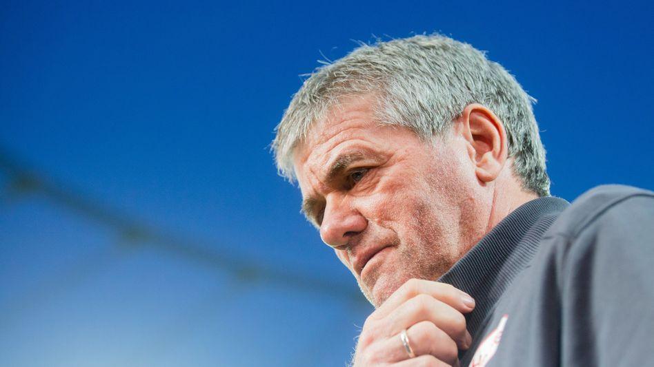 Friedhelm Funkel: Düsseldorfs Trainer des Jahres - aber nicht mehr bei der Fortuna