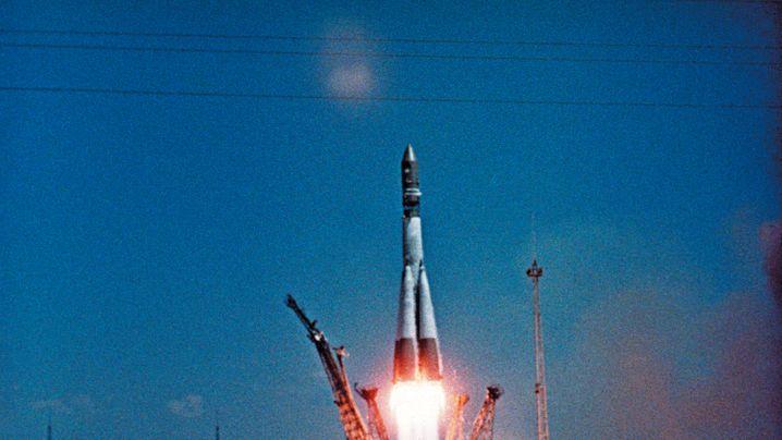 Jurij Gagarin: Nationalheld und Vorbild