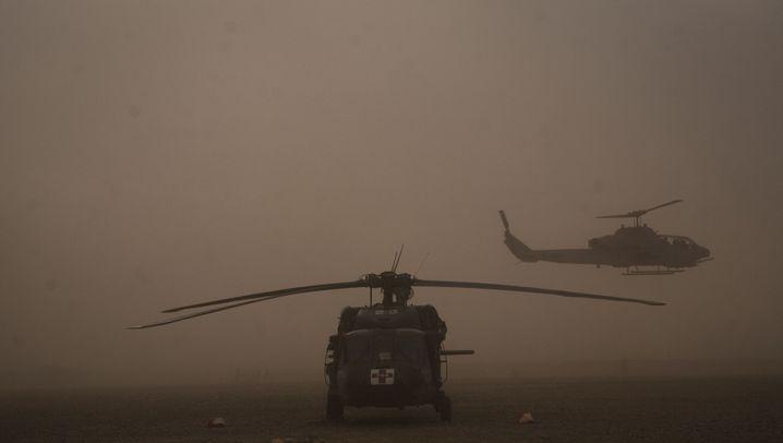 Einsatz in Afghanistan: Abzug aus einem geschundenen Land