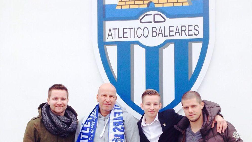 Atlético Baleares: Fußball auf der Lieblingsinsel