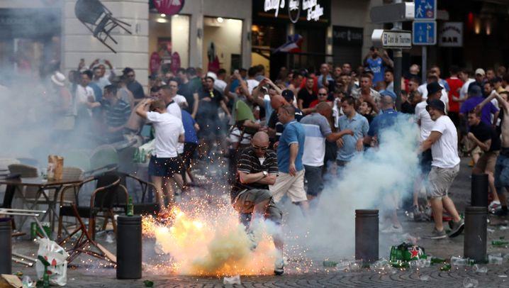Krawalle in Marseille: Bekanntes Problemklientel