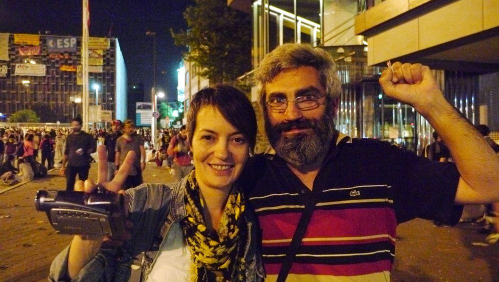 Demonstranten in Istanbul: Gesichter des Protests
