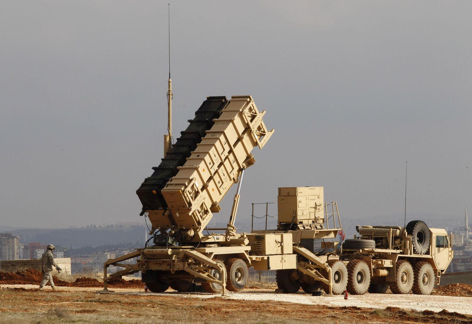 USA-QATAR patriot luftwaffe air defense