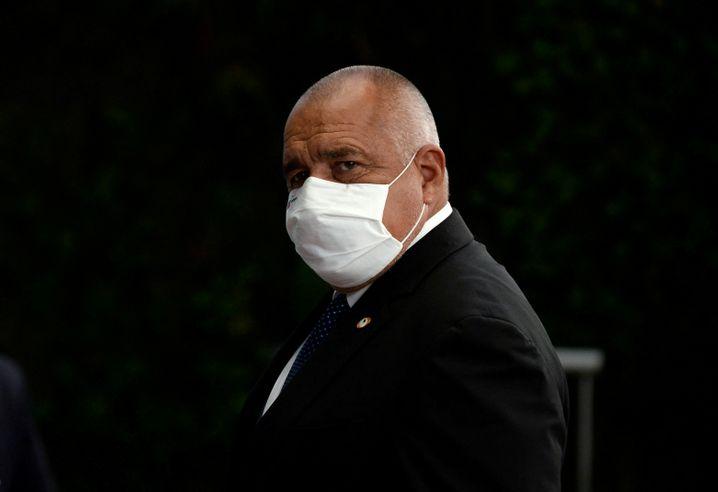Premier Bojko Borissov: Mächtiger Mann mit mächtigen Verbündeten
