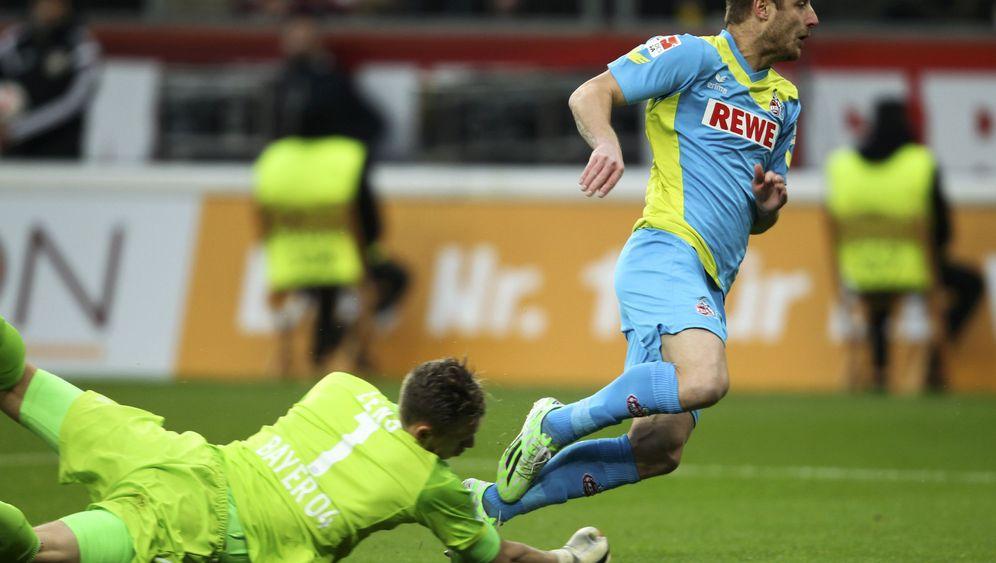 Leverkusens Sieg in Köln: Leno im Glück