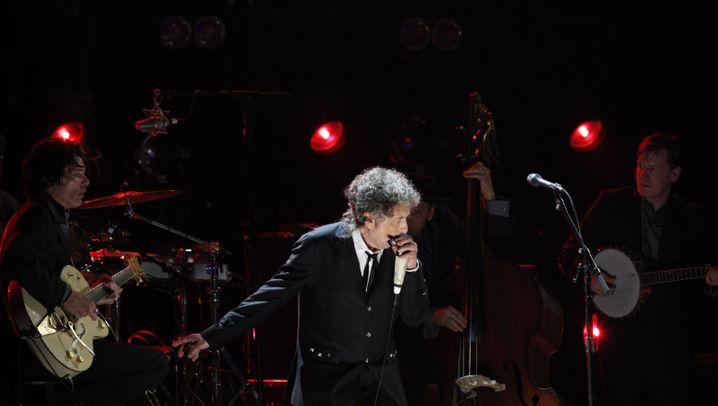 """Nobelpreis für Bob Dylan: """"Poesie fürs Ohr"""""""