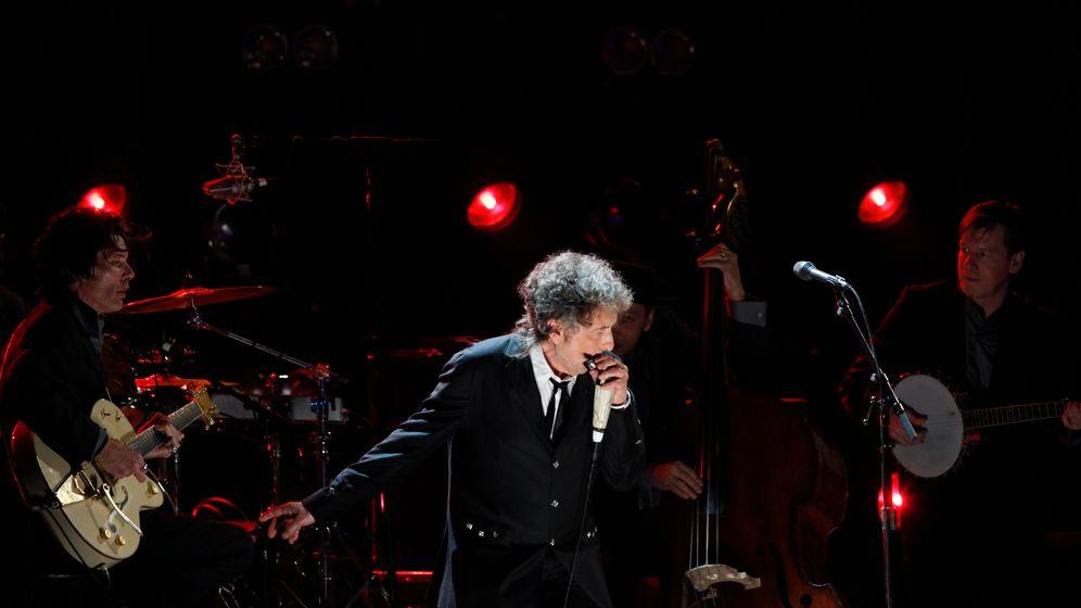 Nobelpreis für Bob Dylan: Kein Wort beim Konzert