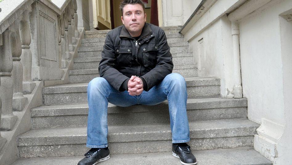 Betroffener Michael Diederich: Als Kind über Blutpräparate mit HIV infiziert
