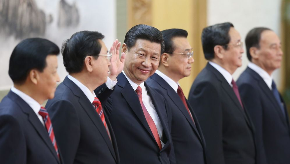 Photo Gallery: China's New Leadership
