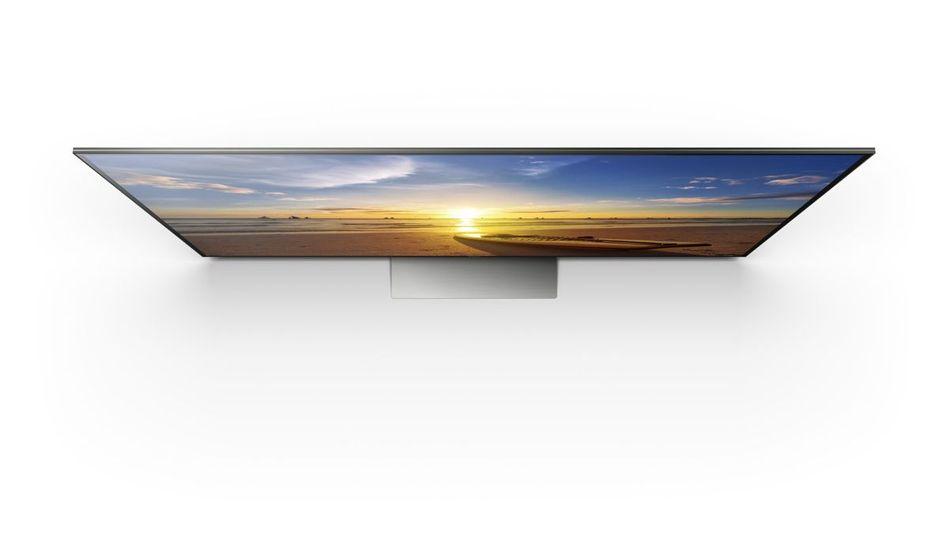 Neuer Sony-Fernseher: SUHD, Ultra HD oder 4K HDR?