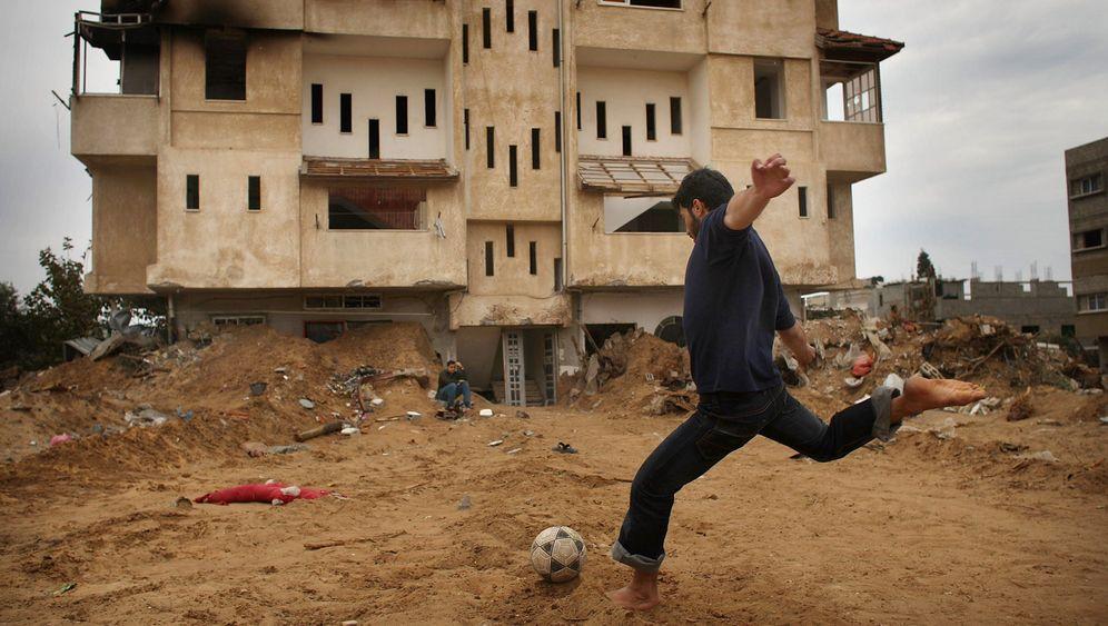 Gaza-Streifen: Leben in bitterer Armut