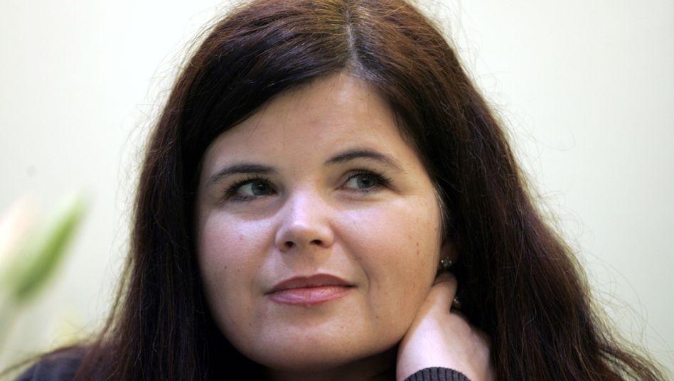 Schriftstellerin Julia Franck: Sie und Hunderte weitere Künstler haben den Brief unterzeichnet