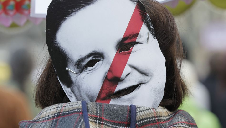 """Teilnehmerin der """"Mappschiedsparty"""" in Stuttgart: Nie wirklich gewählt"""