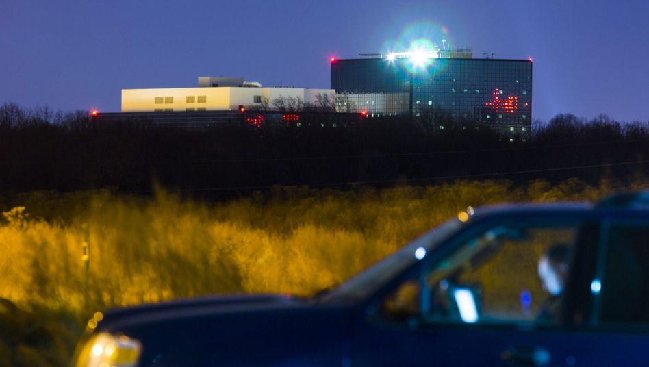 Hauptquartier der NSA: So viele Codes wie nur möglich knacken