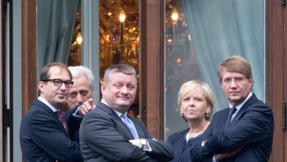 Koalitionsverhandlungen: Schwarz, rot, schwierig