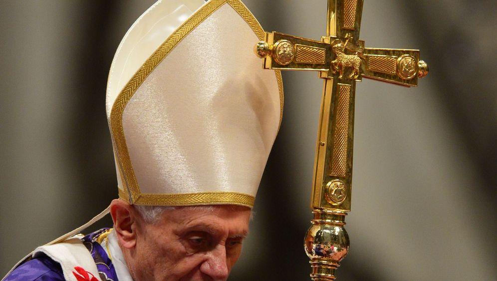 Aschermittwoch im Vatikan: Papst Benedikts letzte Liturgie