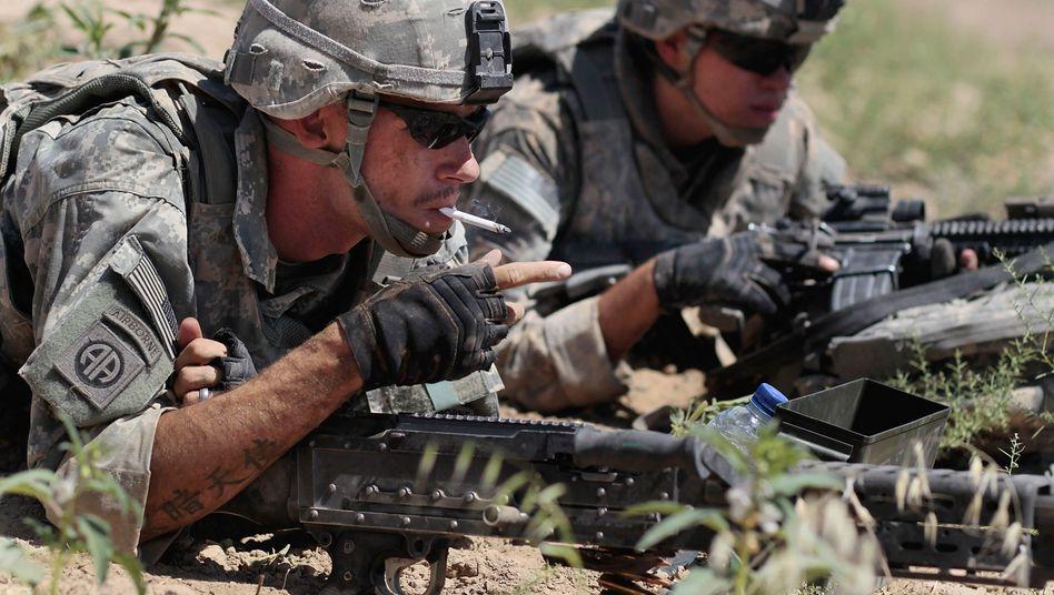 US-Soldaten in Afghanistan: Schrittweise Übergabe der Provinzen