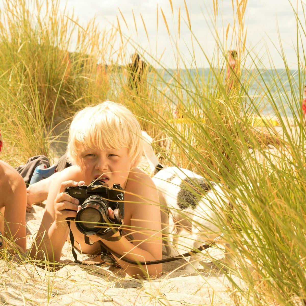 Strand am fkk Beste Voyeure
