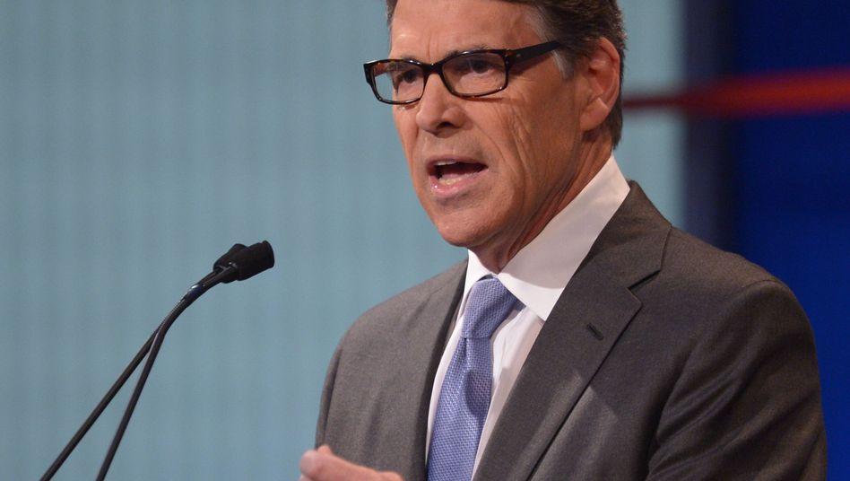 Rick Perry (Archiv): Zieht seine Kandidatur zurück