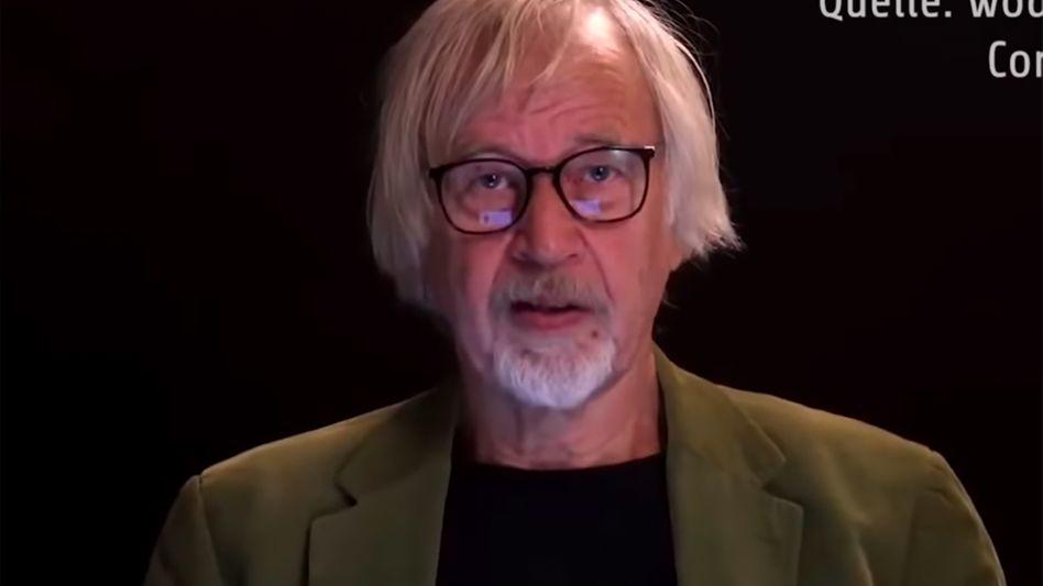 Wolfgang Wodarg im Video: Es wäre für alle gefährlich, wenn die breite Masse Wodargs Ausführungen Glauben schenken würde