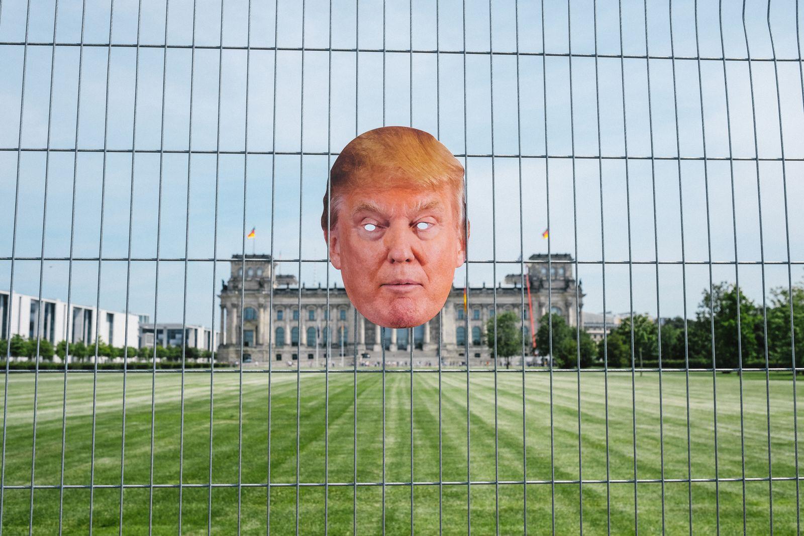 EINMALIGE VERWENDUNG SPIEGEL Plus SP 31/2017 S.48 Essay zu Trump