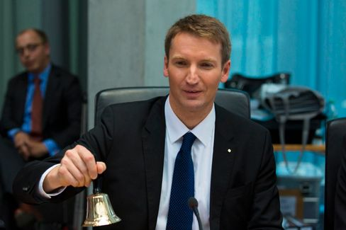 Sensburg als Vorsitzender des NSA-Untersuchungsausschusses
