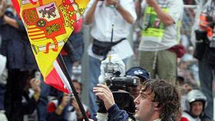 Großer Preis von Brasilien: König Fernando