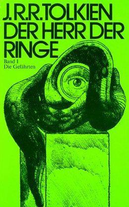 """Edelmann-Illustration (""""Herr der Ringe""""): Phantastischer Stil"""