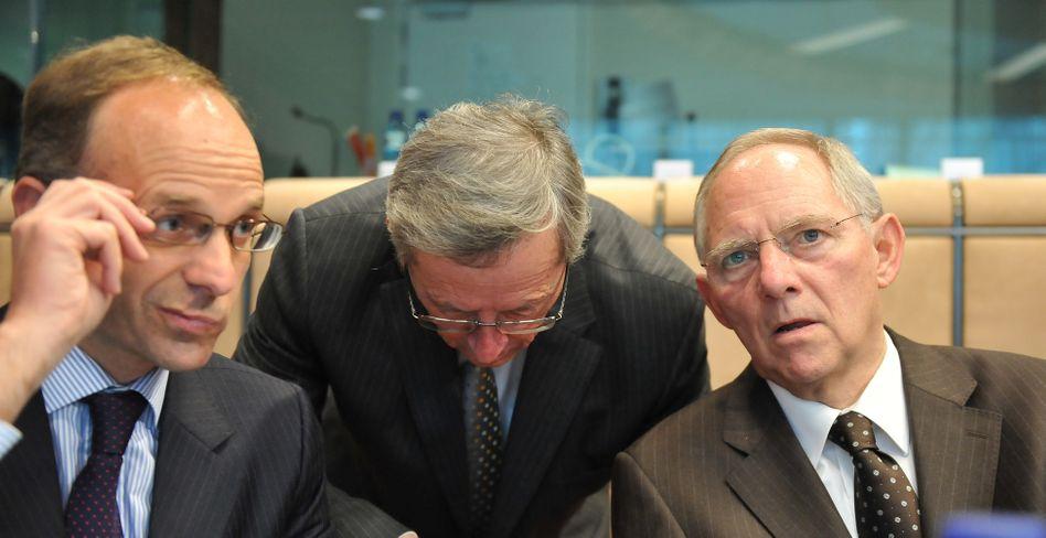 Spekulanten: EU knöpft sich Finanzindustrie vor
