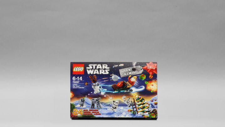 2. Für Fans - Der Star-Wars-Kalender