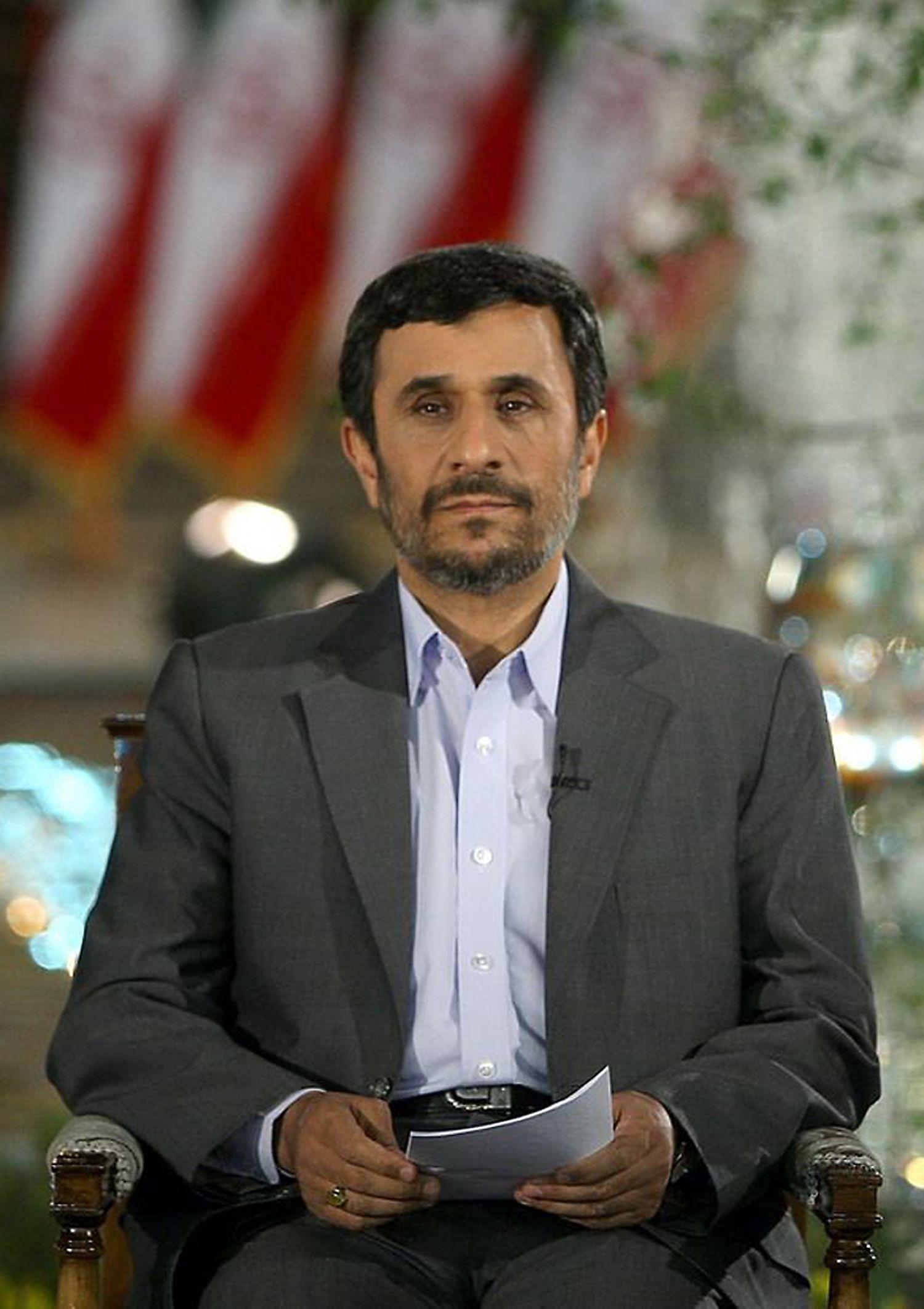 Ahmadinejad Ahmadinedschad