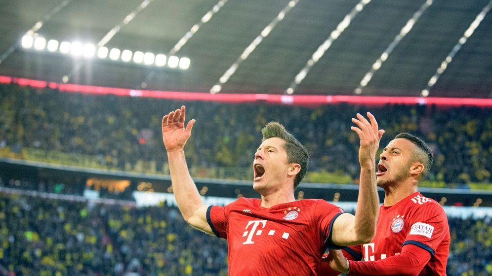 Bayern-Sieg über den BVB: Topspiel? Lehrstunde!
