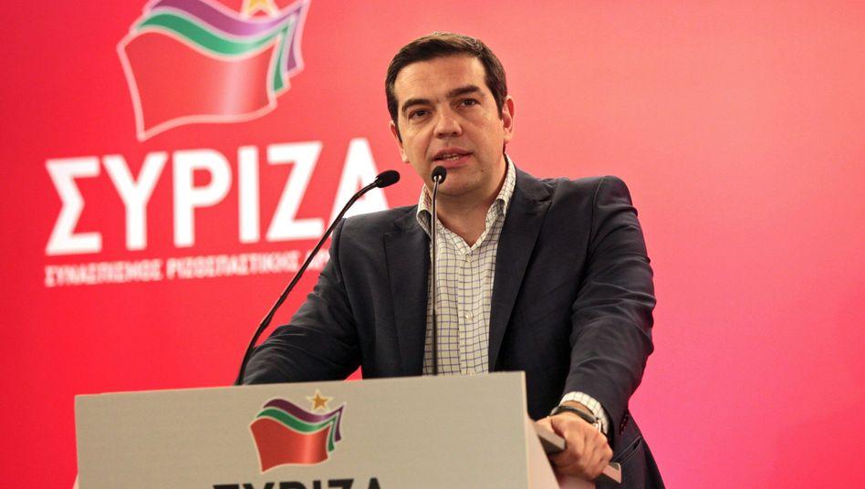 Premier Tsipras: Druck aus der Partei und aus der Bevölkerung