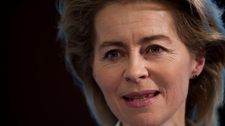 Bundesarbeitsministerin Ursula von der Leyen: Zwang zur Altersvorsorge