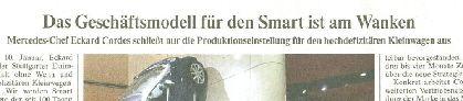 """Aus der """"FAZ"""" vom 11.01.2005, eingeschickt von Zwiebelfisch-Leser Burchard Graf Westerholt aus Münster/Westf."""