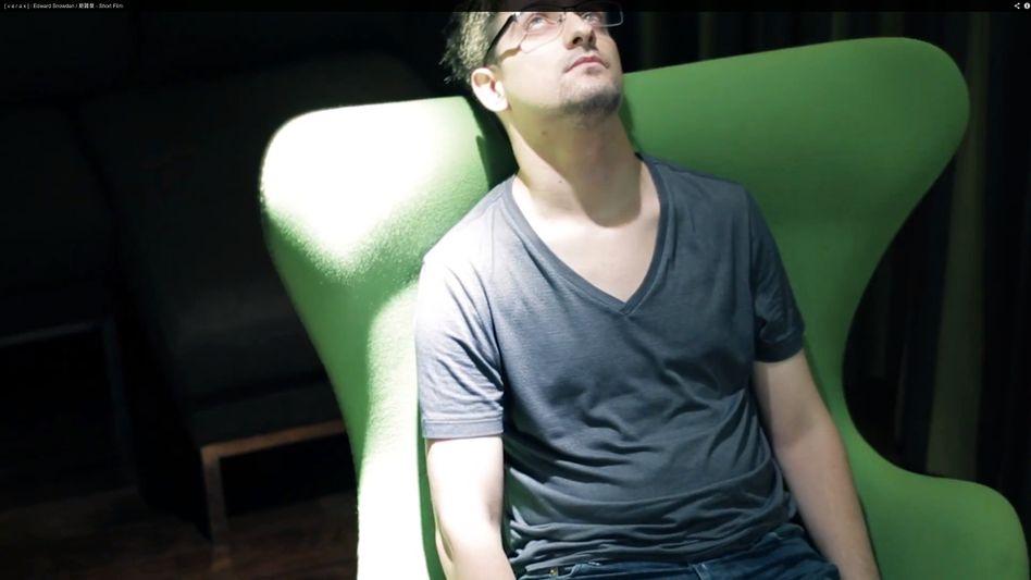 "Szene aus dem Kurzfilm ""Verax"": Dreharbeiten im Guerilla-Stil"