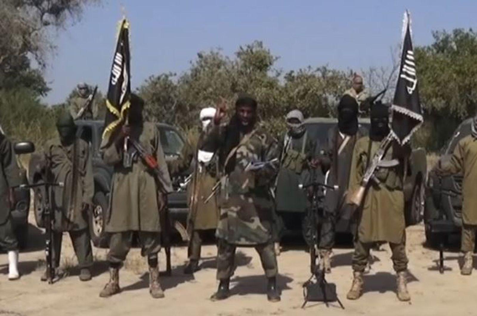 Terror/ Afrika/ Boko Haram