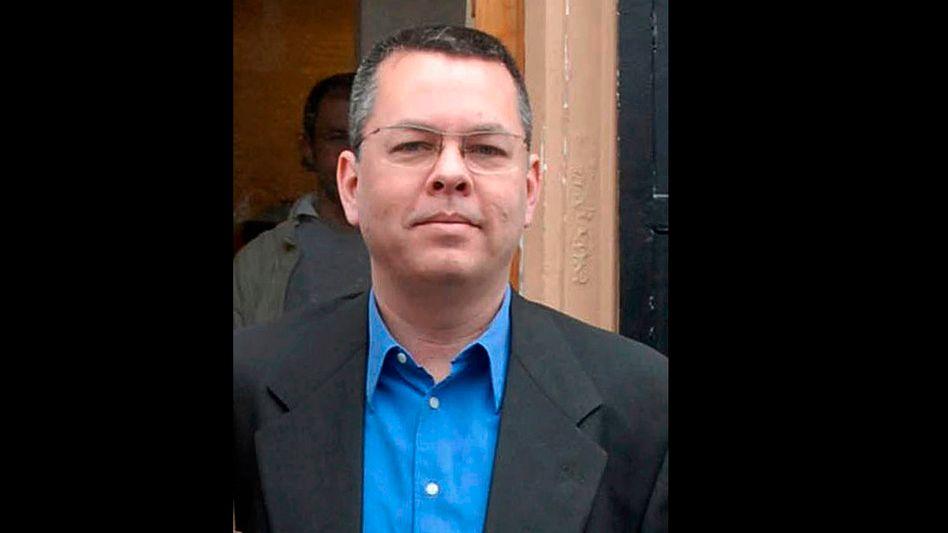 Andrew Brunson (undatiertes Archivfoto)