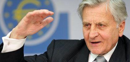 EZB-Chef Trichet: Signal an die Märkte