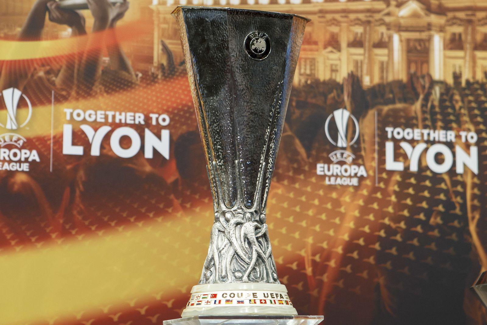 SWITZERLAND SOCCER UEFA EUROPA LEAGUE DRAWING