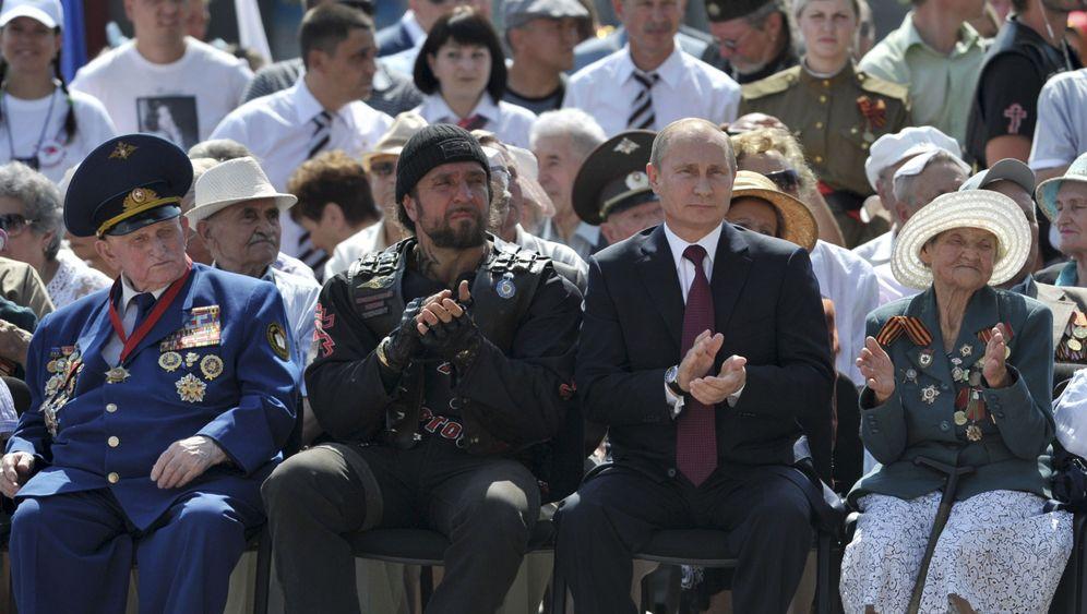 """Motorradklub: Putin und die """"Nachtwölfe"""""""