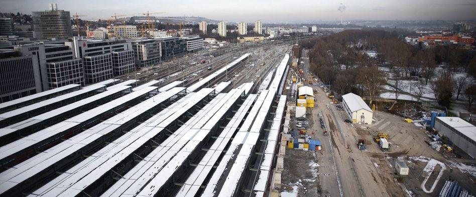 Baustelle Stuttgart 21: »Ist die Gesamtfinanzierung gesichert?«