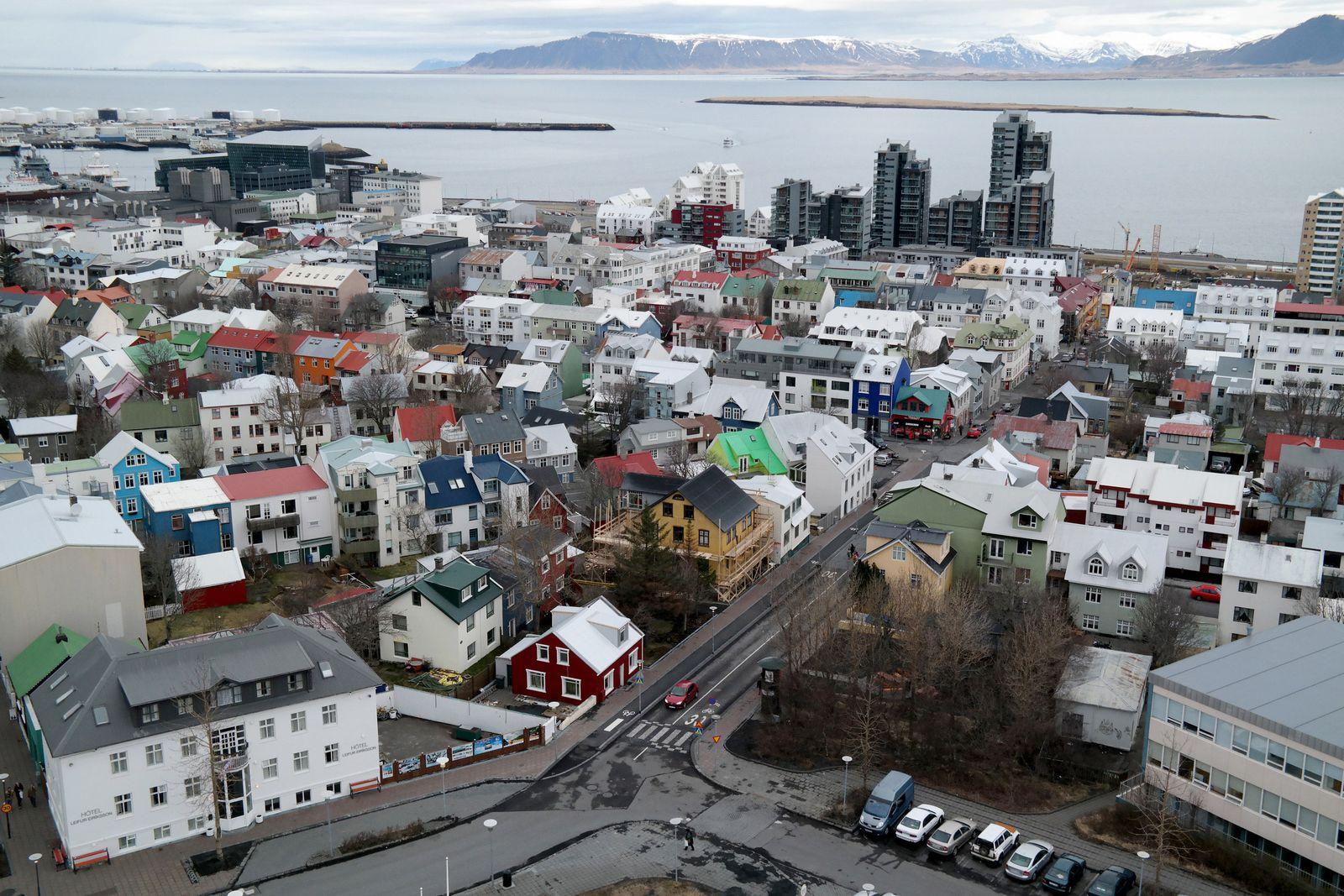 Island / Reykjavik