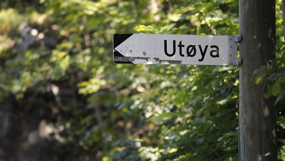 Weg nach Utøya: Auftritt des Massenmörders