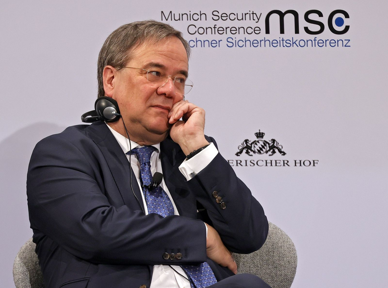 Munich Security Conference 2020, Germany - 16 Feb 2020