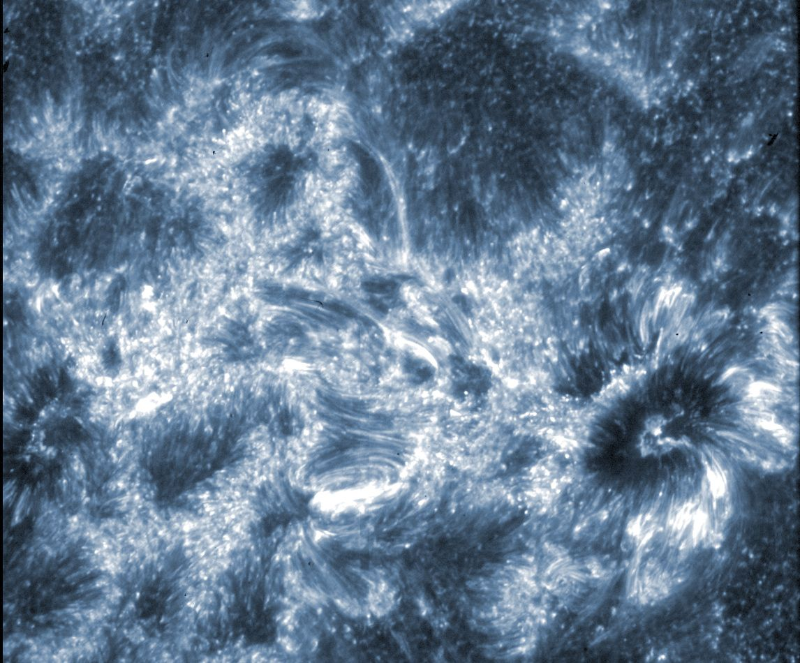 EINMALIGE VERWENDUNG IRIS / CfA-Built Telescope
